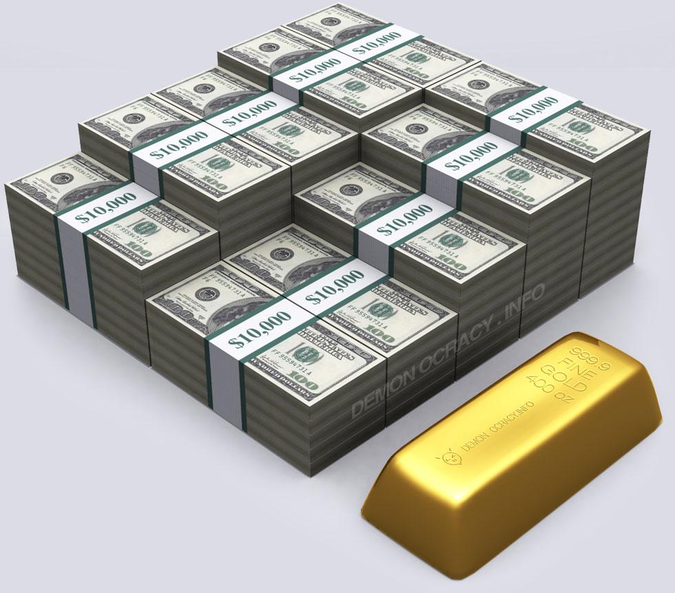 demonocracy-gold-400-oz