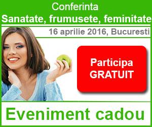 """Cine sunt speakerii conferintei """"Sanatate, frumusete, feminitate"""", organizate de Woman2Woman.ro, sambata aceasta"""