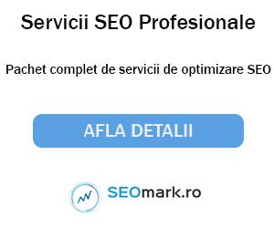 servicii optimizare seo